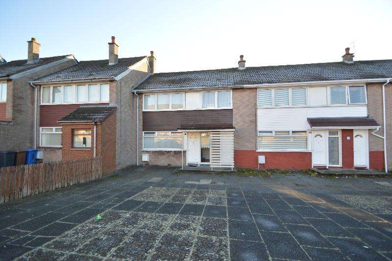 3 Bedrooms Terraced House for sale in Morrison Avenue, Stevenston, North Ayrshire, KA20 4HQ