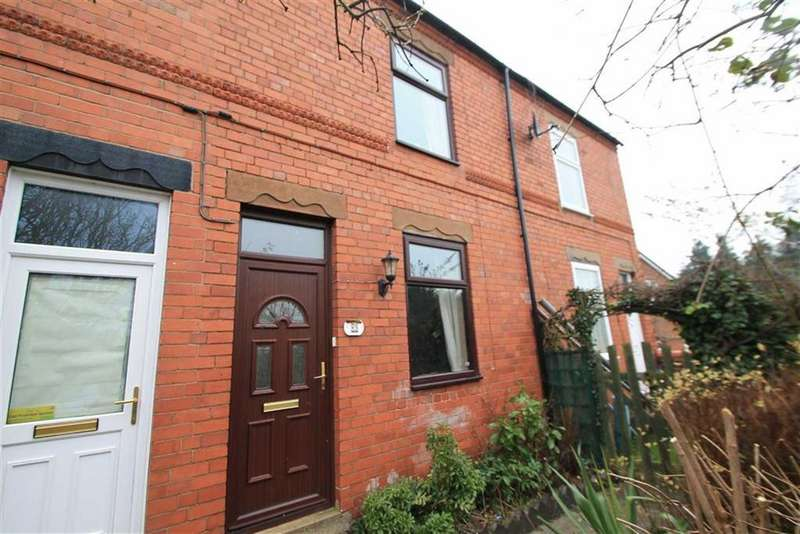 2 Bedrooms Terraced House for sale in Maelor Terrace, Brynteg