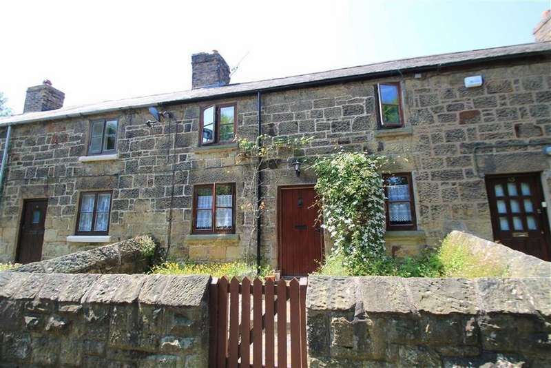 2 Bedrooms Cottage House for sale in Westminster Road, Moss, Wrexham