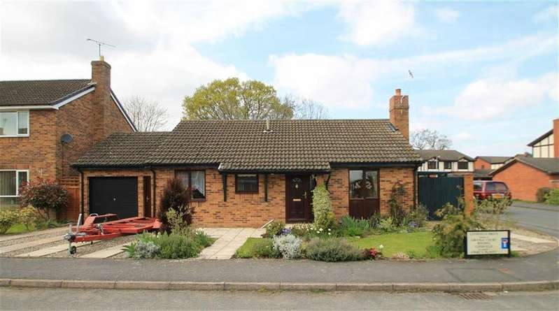 2 Bedrooms Detached Bungalow for sale in Lindfield Drive, Cross Lanes, Wrexham
