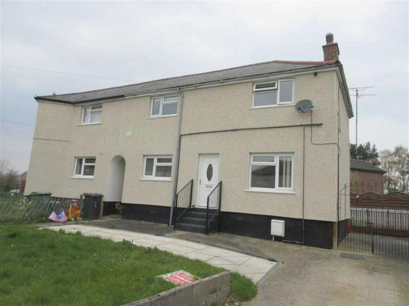 3 Bedrooms Semi Detached House for sale in Seventh Avenue, Llay, Wrexham