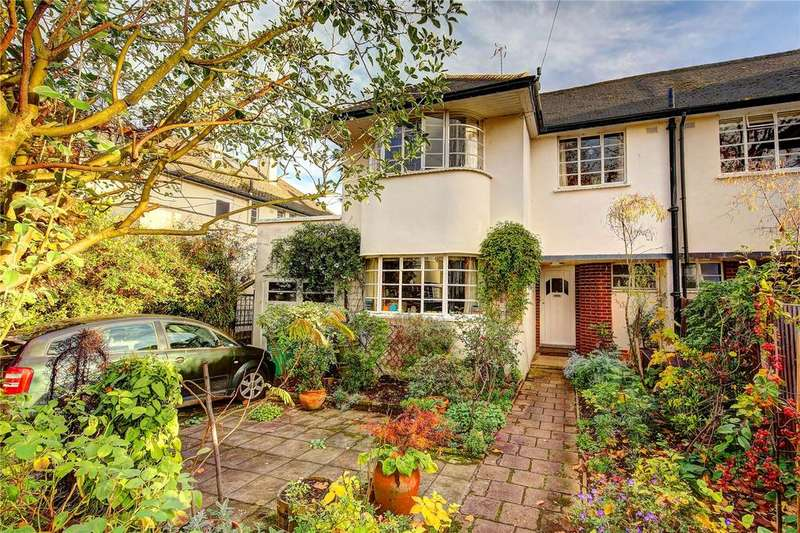 5 Bedrooms Semi Detached House for sale in Beresford Avenue, East Twickenham, TW1