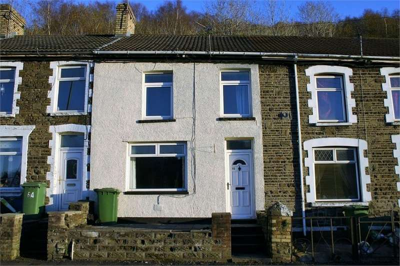 2 Bedrooms Detached House for sale in Pontshonnorton Road, Pontypridd, Mid Glamorgan