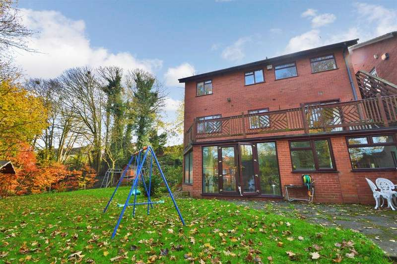 3 Bedrooms Detached House for sale in Rockmount Gardens, Brockleys Walk, Kinver, Staffordshire