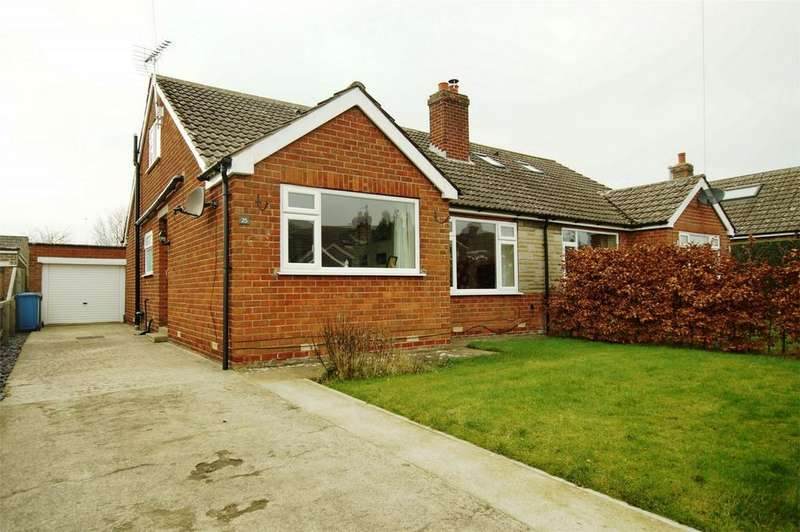 3 Bedrooms Semi Detached House for sale in Candler Avenue, West Ayton, Scarborough