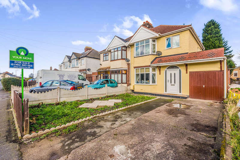 3 Bedrooms Semi Detached House for sale in Moseley Road, Bilston, WV14