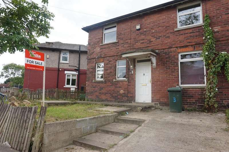 3 Bedrooms House for sale in Swain House Crescent, Swain House,Bradford, BD2 1HN