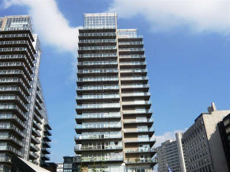 1 Bedroom Flat for sale in The Edge, Clowes Street, Salford