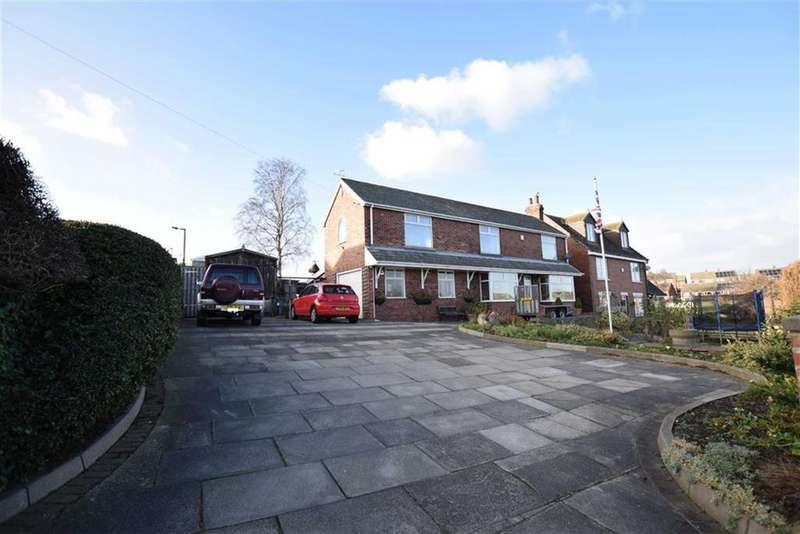 4 Bedrooms Detached House for sale in Well Lane, Monk Bretton, Barnsley, S71