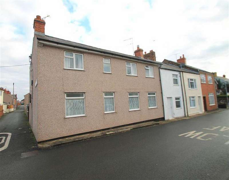 5 Bedrooms End Of Terrace House for sale in Hall Street, Rhos, Wrexham