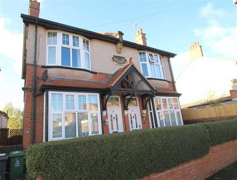 3 Bedrooms Semi Detached House for sale in Bertie Road, Wrexham