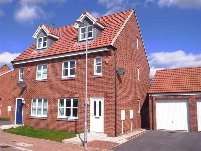 3 Bedrooms Semi Detached House for sale in The Lanes, Darlington