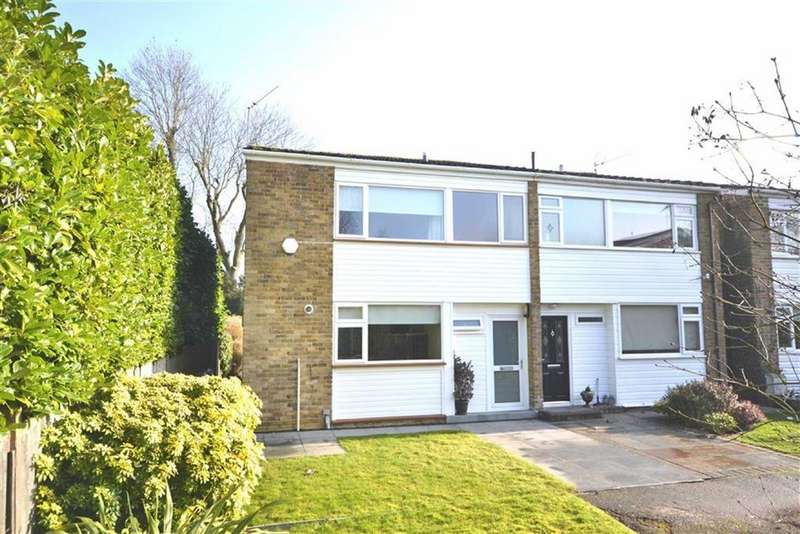 4 Bedrooms Semi Detached House for sale in Highfield Green, Epping, Essex, CM16