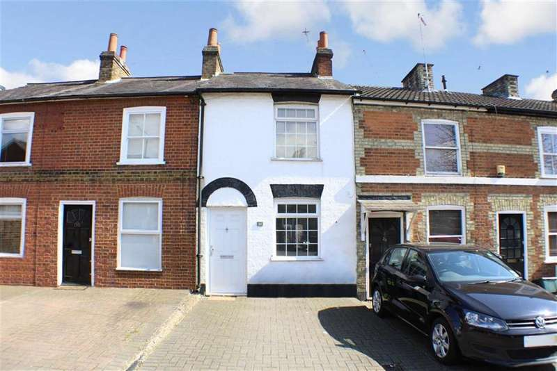 2 Bedrooms Terraced House for sale in Lattimore Road, St Albans, Hertfordshire
