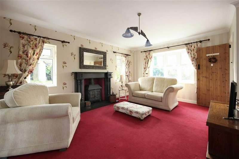 3 Bedrooms Semi Detached House for sale in Audlem Road, Woore Crewe