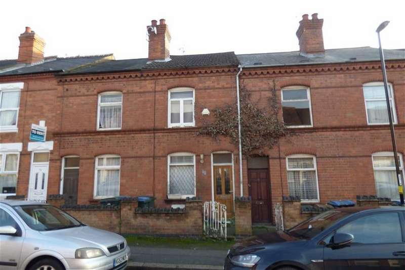 2 Bedrooms Terraced House for sale in Dean Street, Stoke, Coventry, CV2