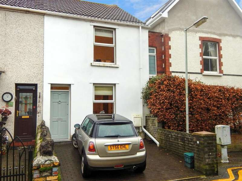 2 Bedrooms Semi Detached House for sale in Castle Road, Mumbles