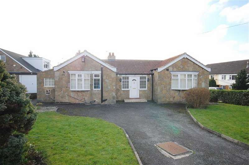 2 Bedrooms Detached Bungalow for sale in Field End Road, Halton, Leeds, LS15