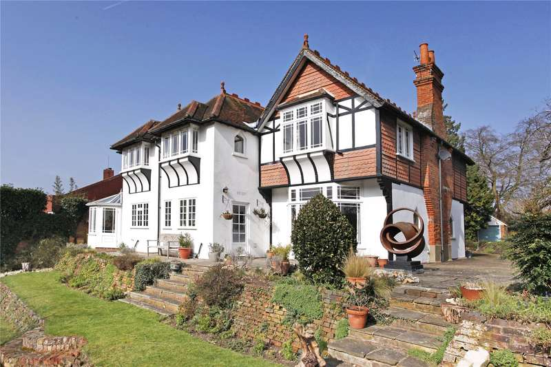 6 Bedrooms Detached House for sale in The Chase, Wooburn Green, Buckinghamshire, HP10
