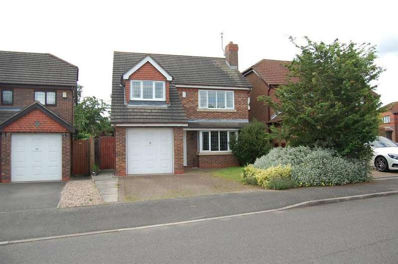 4 Bedrooms Detached House for rent in Skiddaw Close, West Bridgford