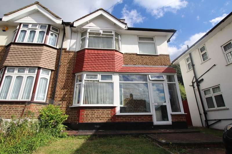 4 Bedrooms Semi Detached House for sale in Dumbreck Road, London, SE9