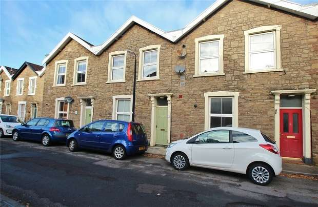 2 Bedrooms Flat for sale in Springfield Road, Portishead, North Somerset