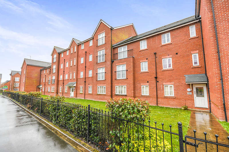 2 Bedrooms Flat for sale in Speakman Way, Prescot, L34