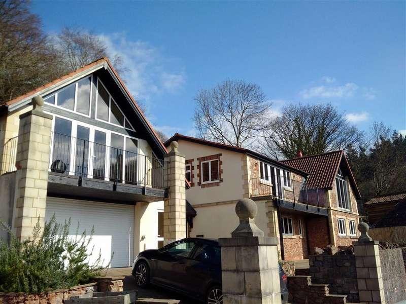 4 Bedrooms Detached House for sale in Leg Lane, Rickford, Rickford Bristol