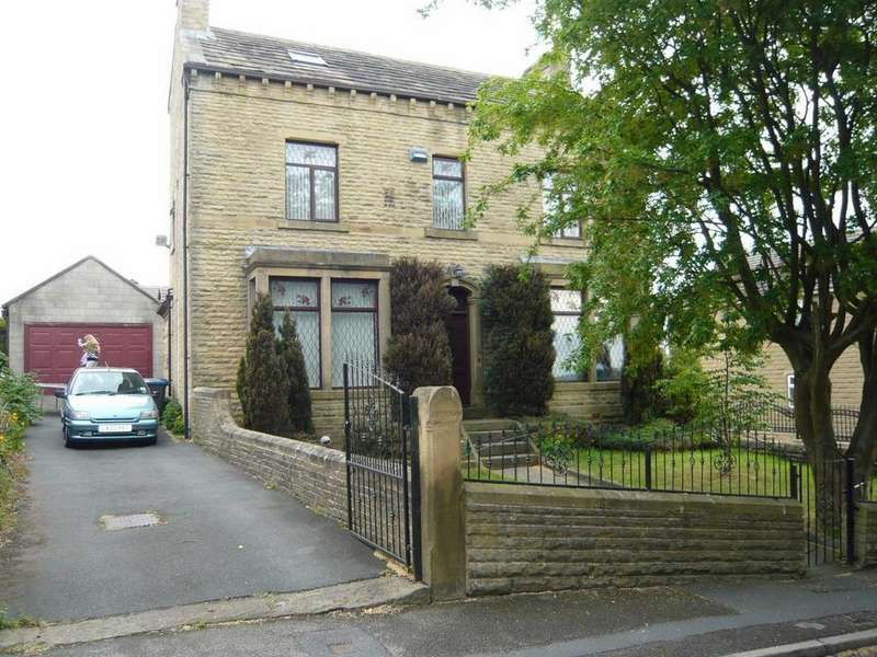 5 Bedrooms Detached House for sale in Prospect Street, Eccleshill, Bradford, BD10 8AD