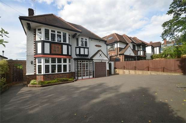 4 Bedrooms Detached House for sale in Marsh Lane, Mill Hill