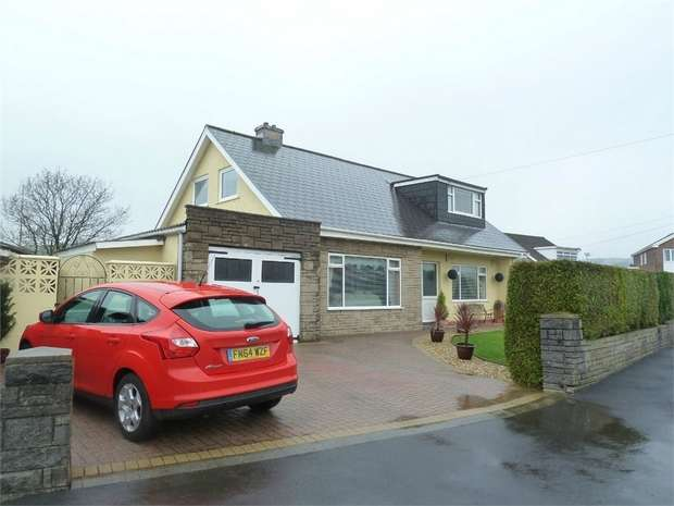 4 Bedrooms Detached House for sale in Ystad Celyn, Maesteg, Maesteg, Mid Glamorgan