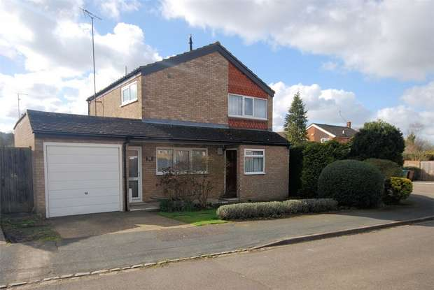 3 Bedrooms Detached House for sale in Parton Close, Wendover, Buckinghamshire