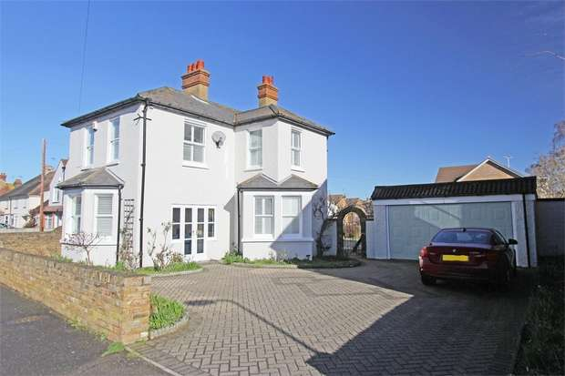 4 Bedrooms Detached House for sale in Highsted Road, South Sittingbourne, Kent