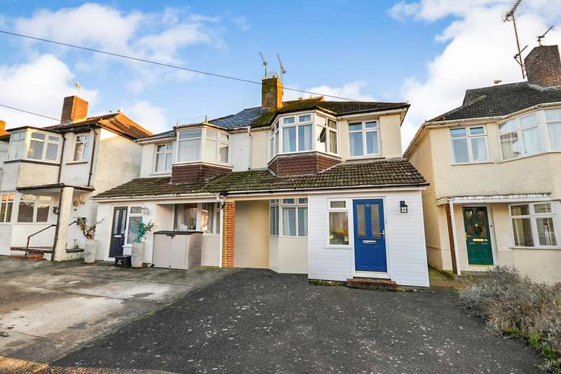 3 Bedrooms House for sale in Church Hill Avenue, Bexhill On Sea, TN39