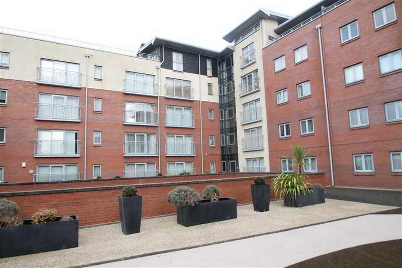 2 Bedrooms Apartment Flat for sale in The Leadworks, Chester