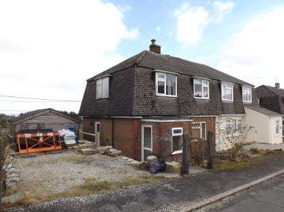 3 Bedrooms Semi Detached House for sale in Princetown, Yelverton