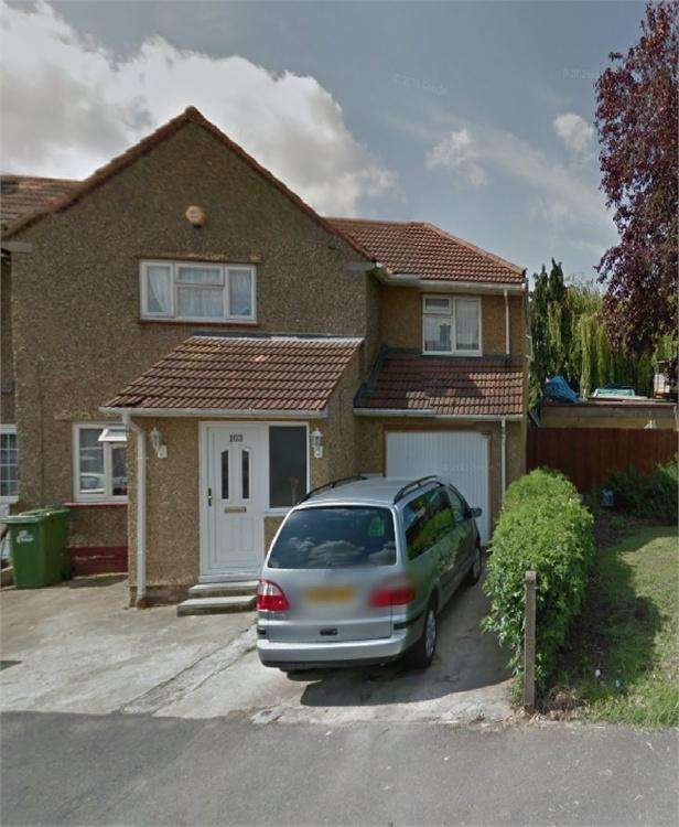 5 Bedrooms End Of Terrace House for sale in Wexham, Slough, Berks