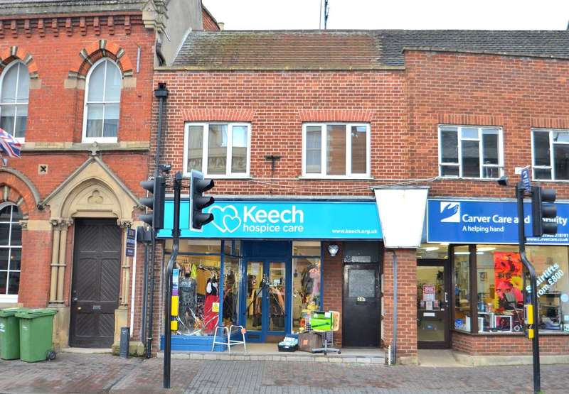 2 Bedrooms Apartment Flat for sale in High Street, Newport Pagnell