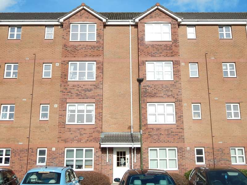 2 Bedrooms Flat for sale in 30 Canavan Park, Falkirk, FK2 9GD