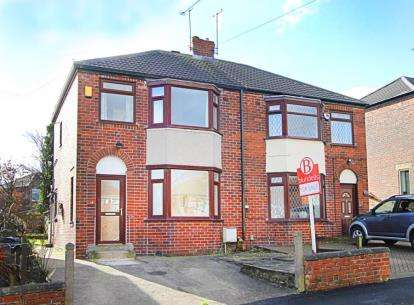 3 Bedrooms Semi Detached House for sale in Seagrave Avenue, Sheffield, South Yorkshire