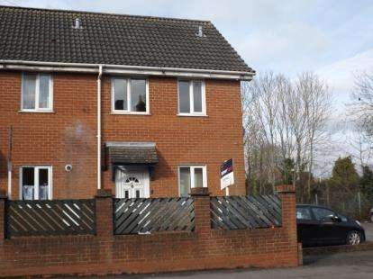 House for sale in New Road, Gillingham, Dorset