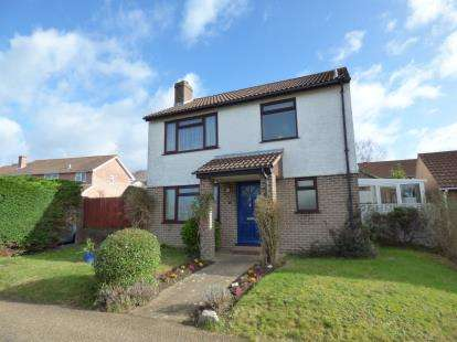 3 Bedrooms Detached House for sale in Canford Heath, Poole, Dorset