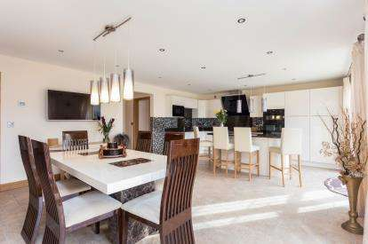 4 Bedrooms Detached House for sale in Plains Road, Mapperley Plains, Mapperley, Nottingham