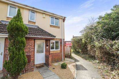 2 Bedrooms End Of Terrace House for sale in Courtlands, Bradley Stoke, Bristol, Gloucestershire