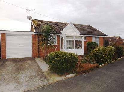 2 Bedrooms Bungalow for sale in Lon Wen, Rhyl, Denbighshire, LL18