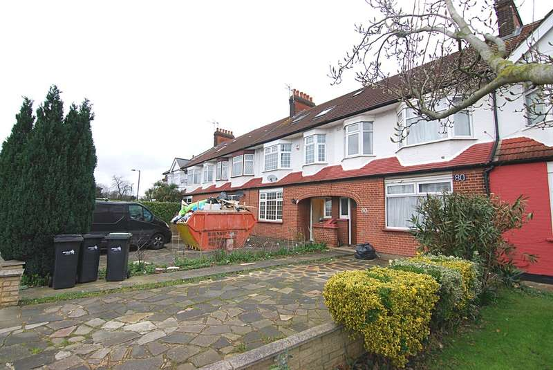4 Bedrooms Terraced House for rent in Halstead Road, London
