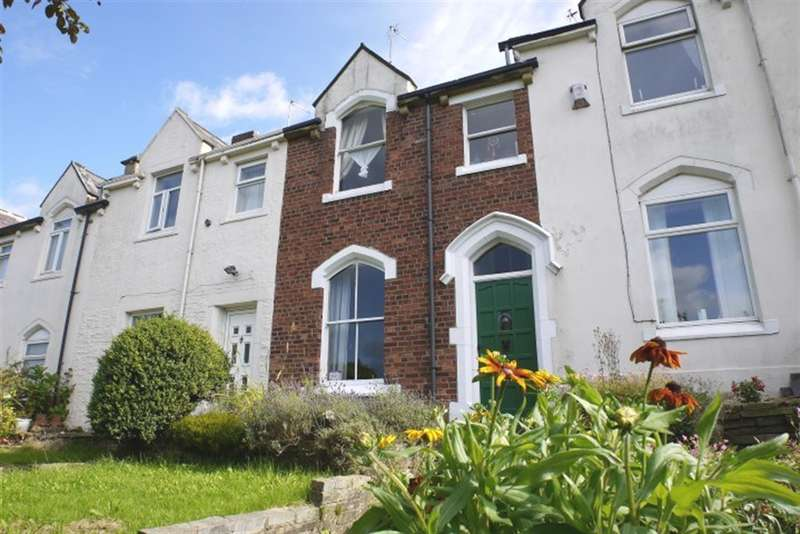 3 Bedrooms Terraced House for sale in Alexandra Terrace, BD2