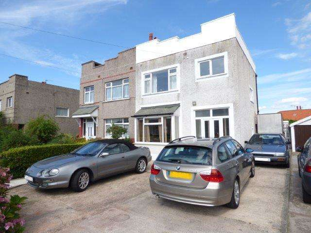 3 Bedrooms Semi Detached House for sale in Osborne Crescent, Morecambe, LA3 1SZ