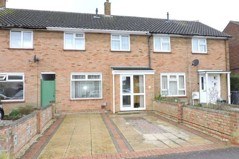 2 Bedrooms Terraced House for sale in Tomlinson Avenue, Luton, Bedfordshire, LU4 0QJ