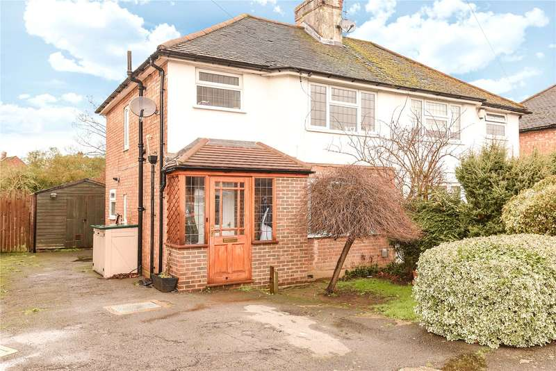 3 Bedrooms Semi Detached House for sale in Woodville Gardens, Ruislip, Middlesex, HA4